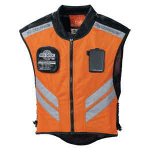 Mil-Spec Mesh - Instructor Orange