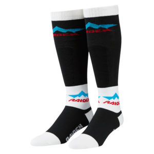 Raiden XCP Performance Socks - Black