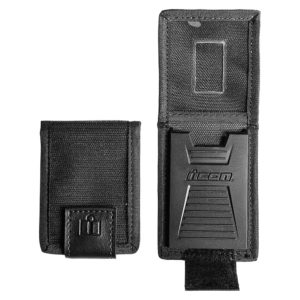 Folding Badgeholder - Black