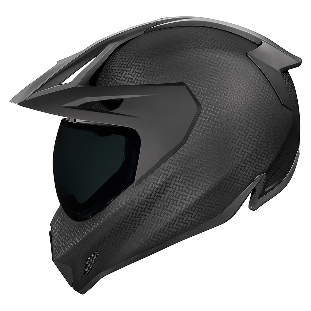 Icon Replacement Face Shield for Variant Helmet