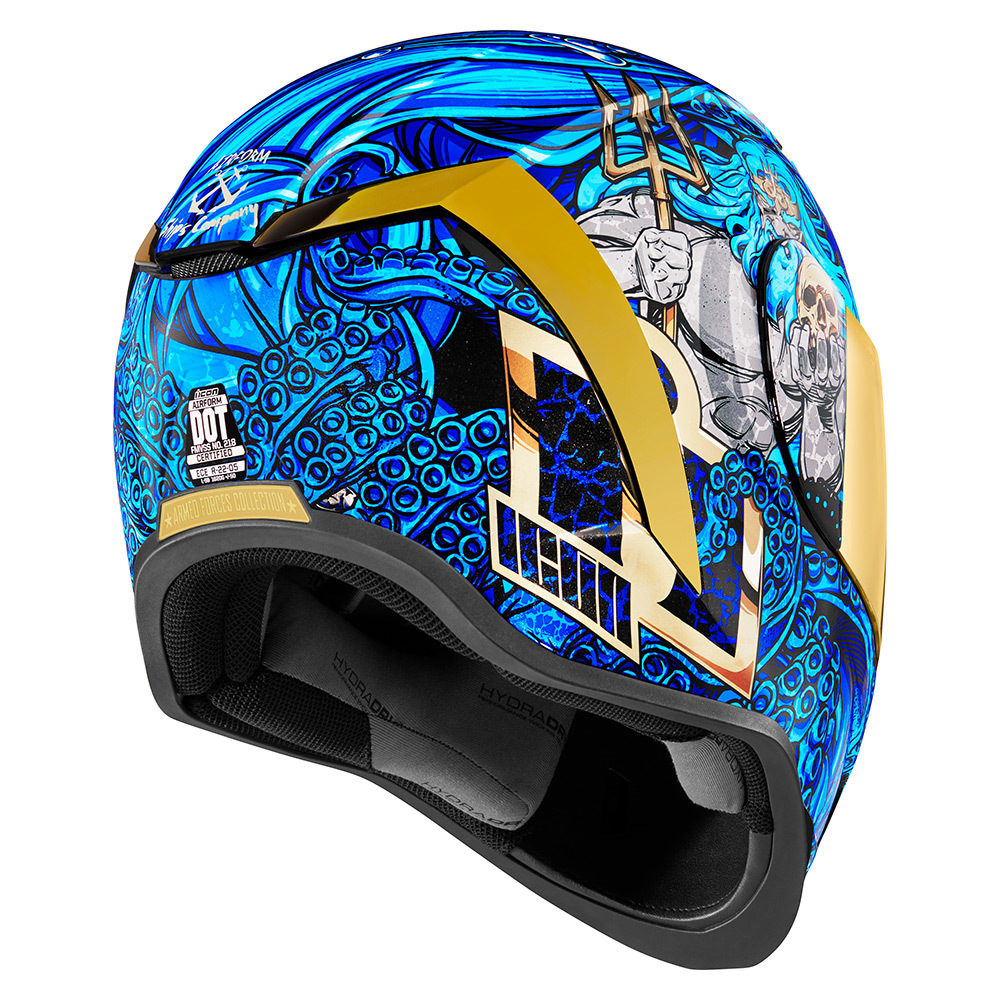 Icon Racing 2021   Airform Ships Company Street Helmets Collection