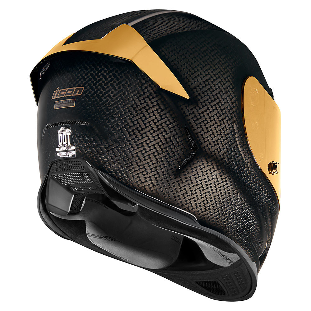 Casque - Page 43 AirframeProCarbonGoldBack