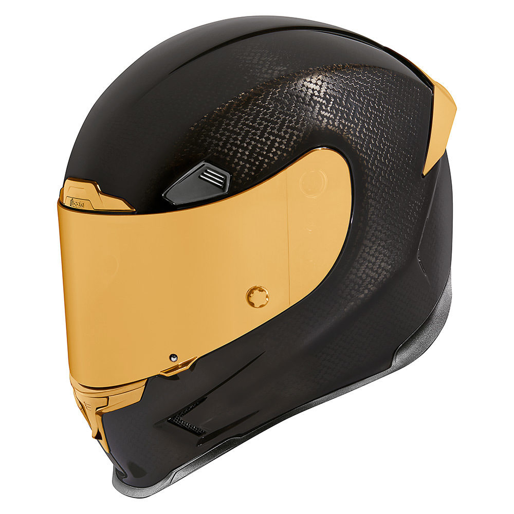 Casque - Page 43 AirframeProCarbonGoldFront