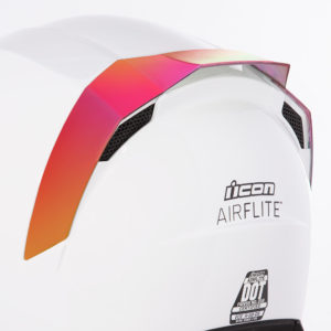 Airflite™ Rear Spoilers - RST Red