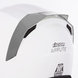 Airflite™ Rear Spoilers - RST Silver