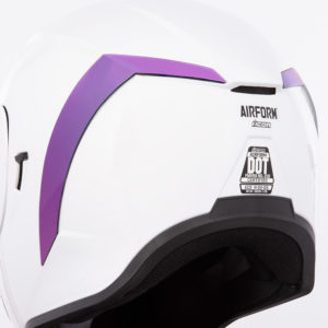 Airform™ Rear Spoilers - RST Purple