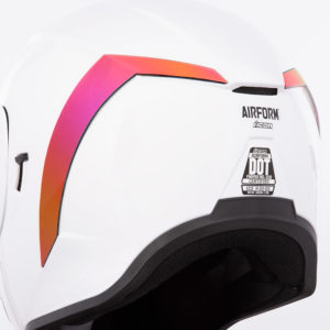 Airform™ Rear Spoilers - RST Red