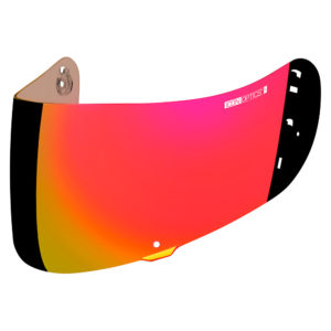 Icon Optics Shield - RST Red