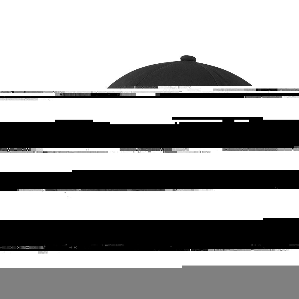 Icon 1000 Tech Hat - Black