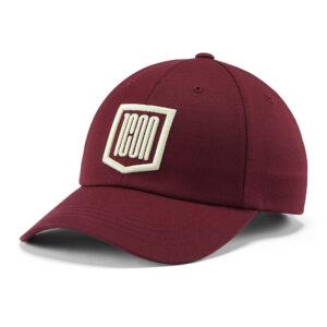 Icon 1000 Rad Dad - Maroon