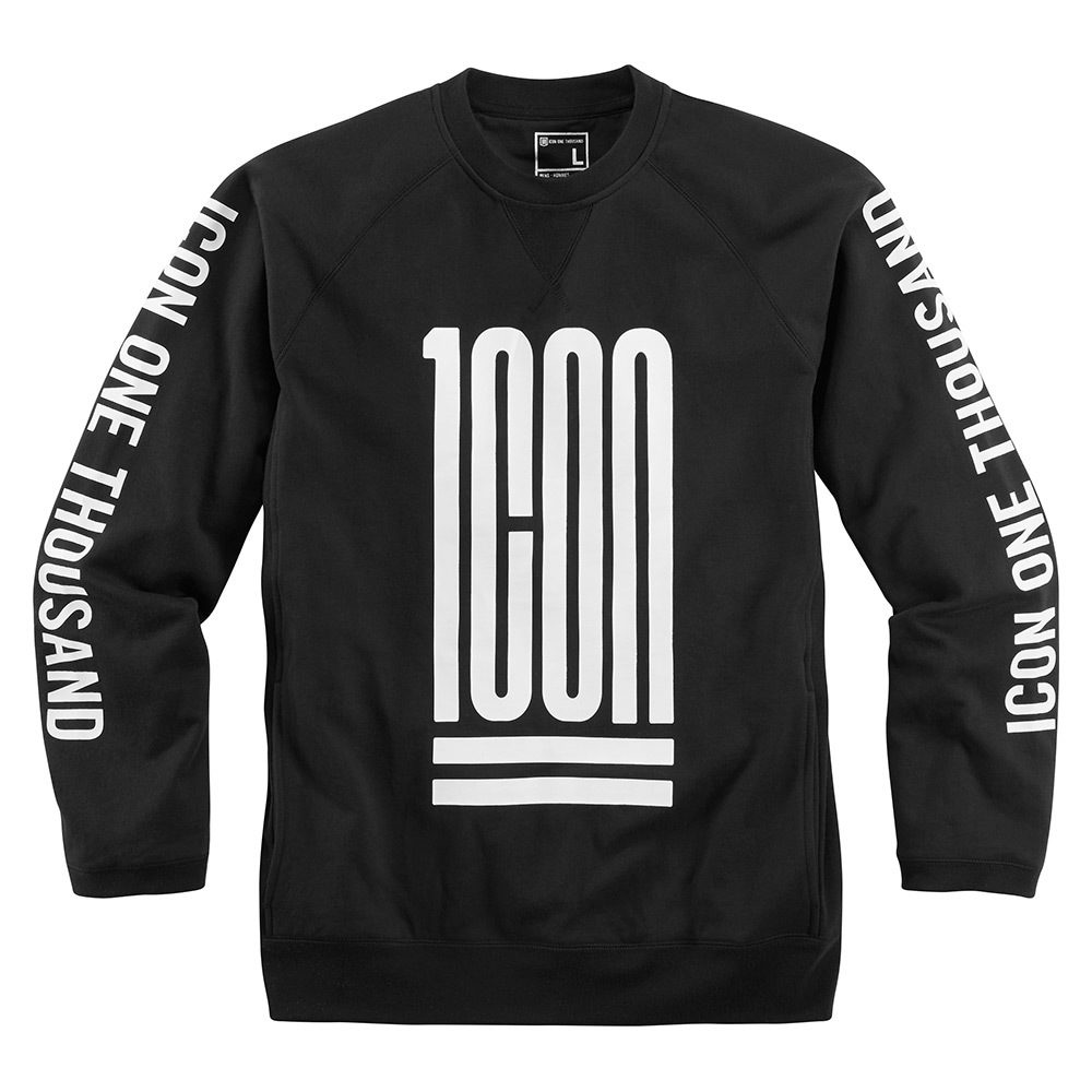 Icon 1000 Traptastic - Black