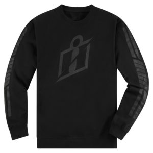 RS Gradient Crew - Black