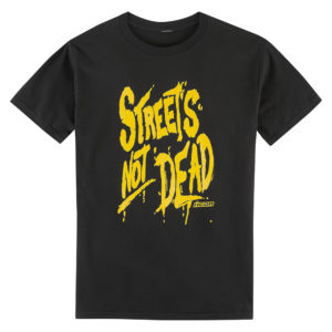 Streets Not Dead - Black