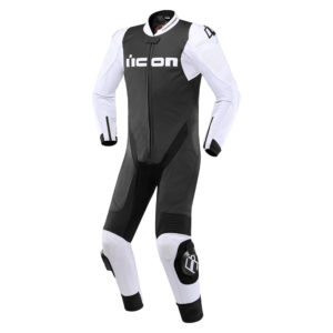 Hypersport Suit - White/Black