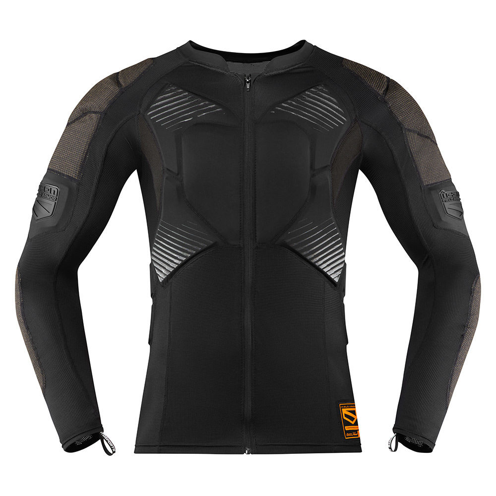 Field Armor Compression Shirt - Black