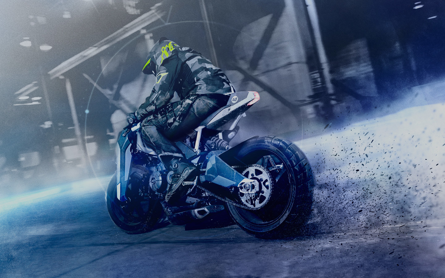 Limiter Magazine | Icon Motosports - Ride Among Us