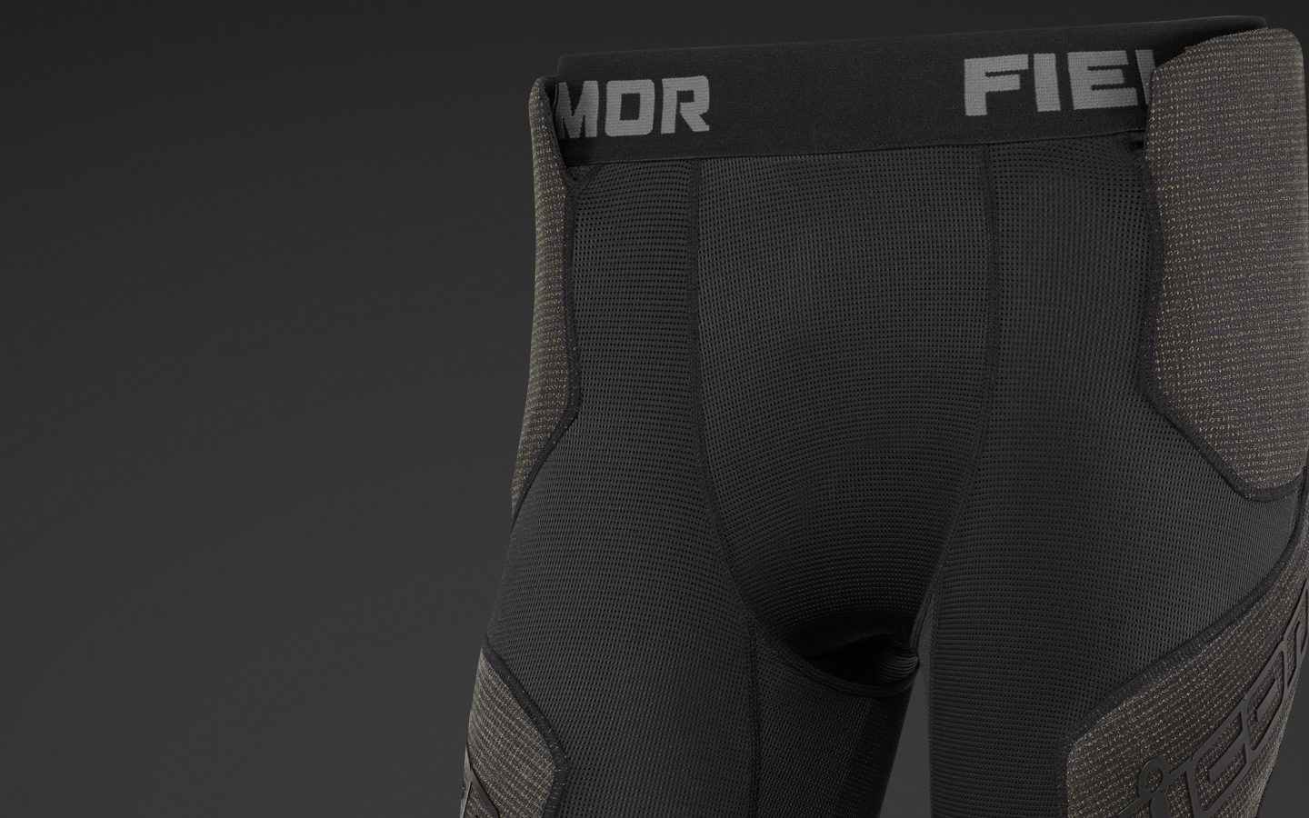 Icon Field Armor Compression Pants w//Kevlar /& D30 Protection
