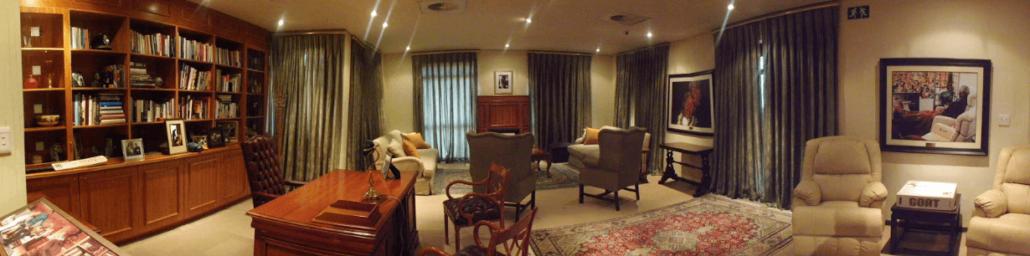 Nelson Mandela's office