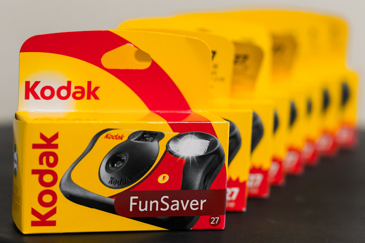 Kodak fun saver istruzioni