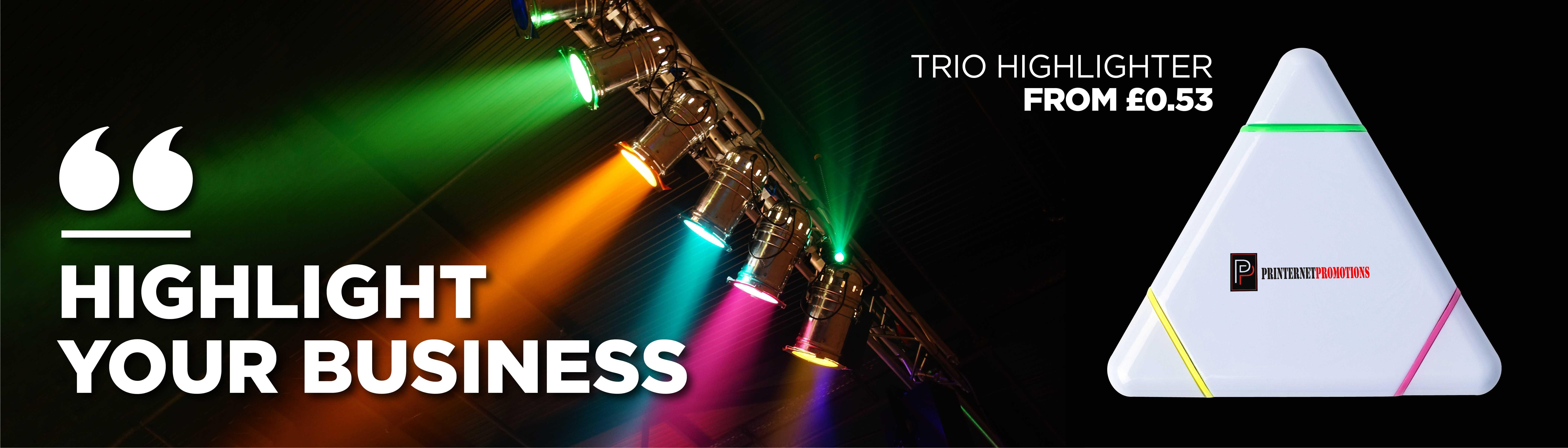 Channl Trio Highlighter Sterling
