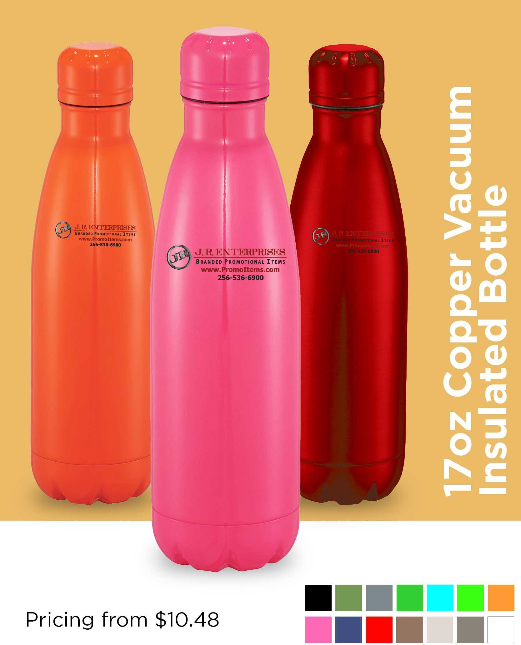 AIM Copper Insulated Bottle