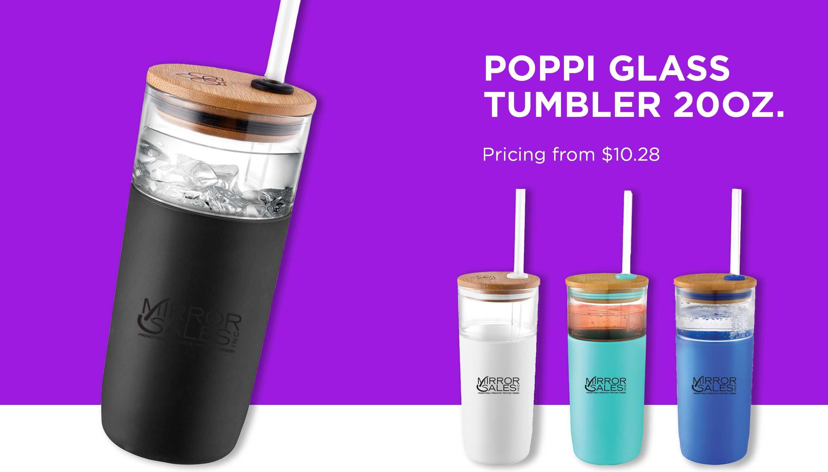AIM Poppi Glass May 19