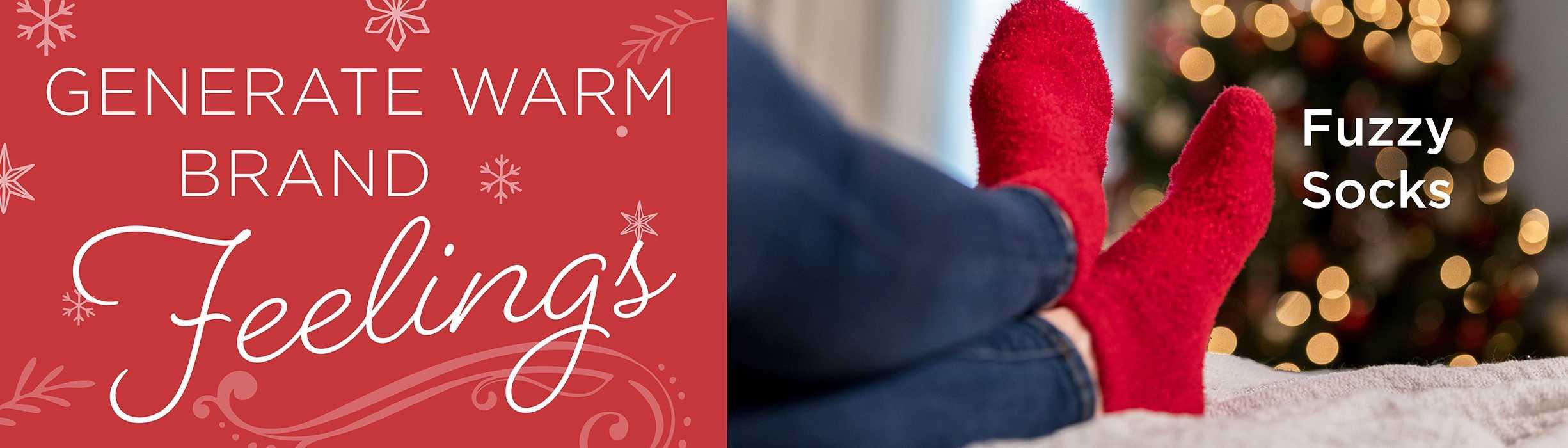 Fuzzy Socks AIM