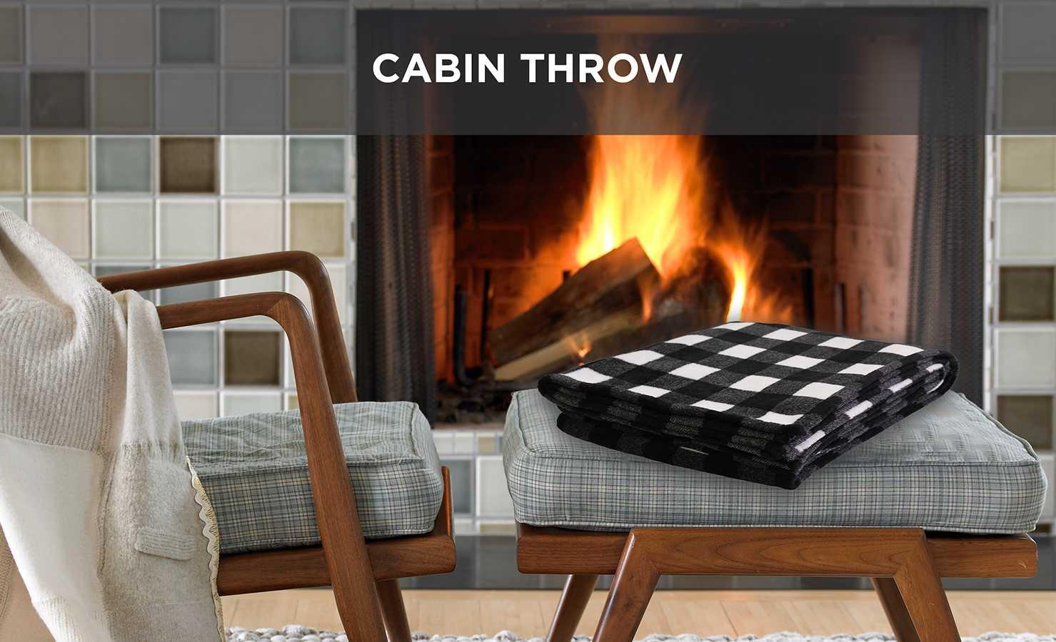 Cabin Throw AIM