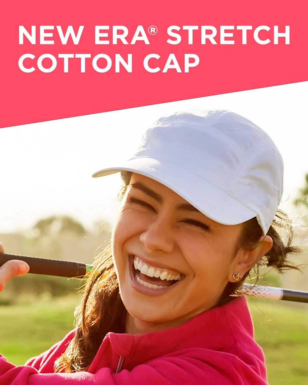 New Era Cotton Cap AIM