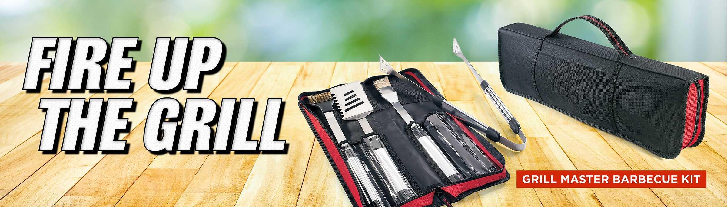 Grill Master BBQ AIM