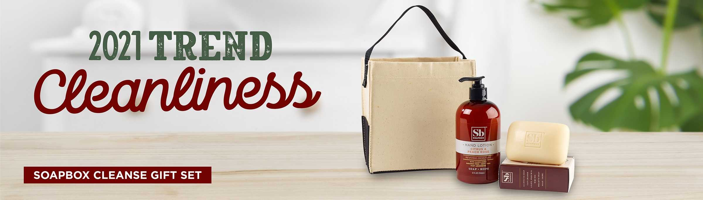 Soapbox Cleanse Gift Set AIM