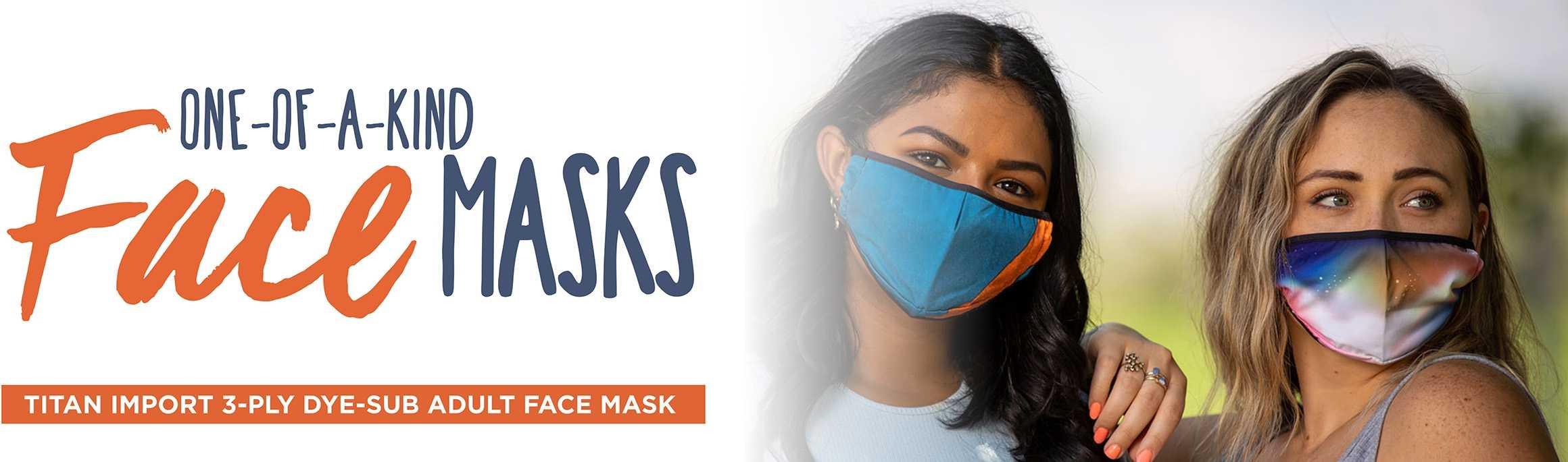 Titan Face Mask AIM