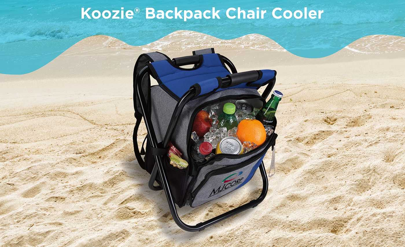 Koozie Backpack Cooler AIM