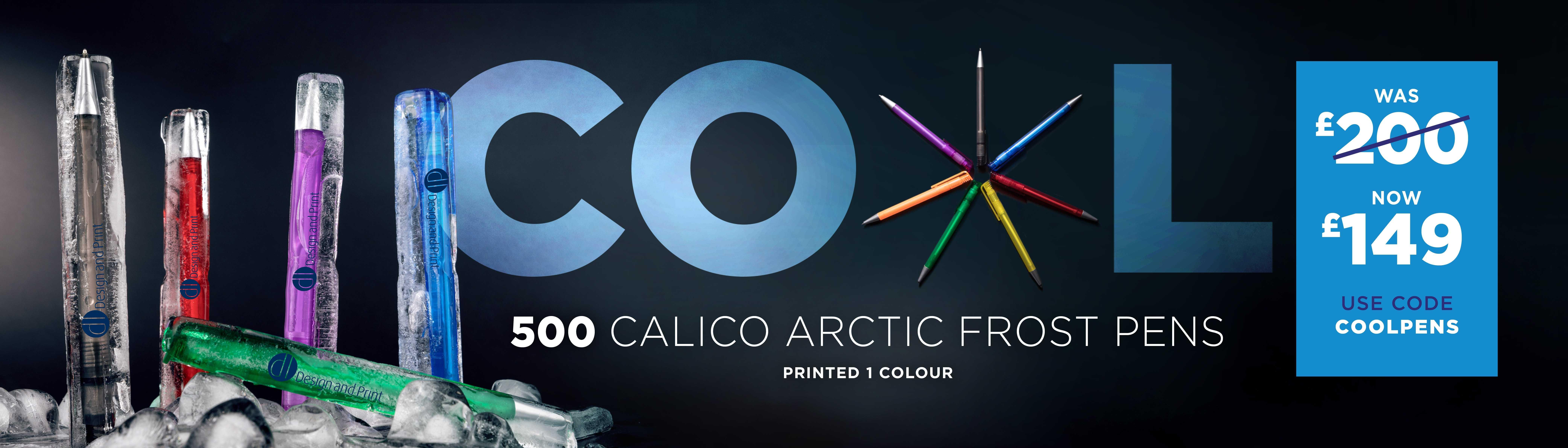 Calico Artic