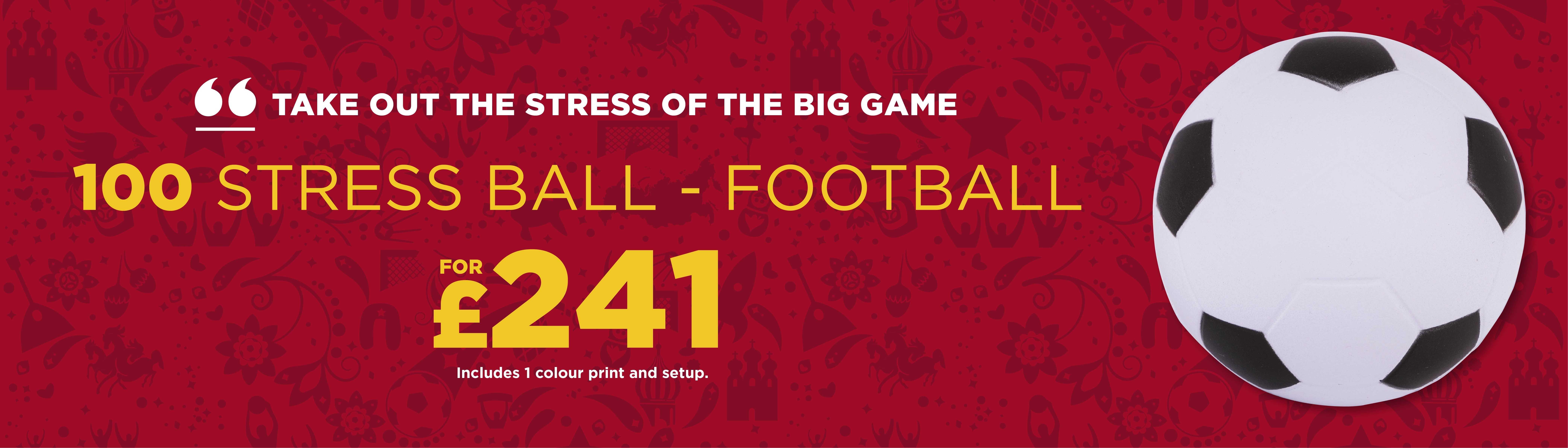 Channl Stress Football