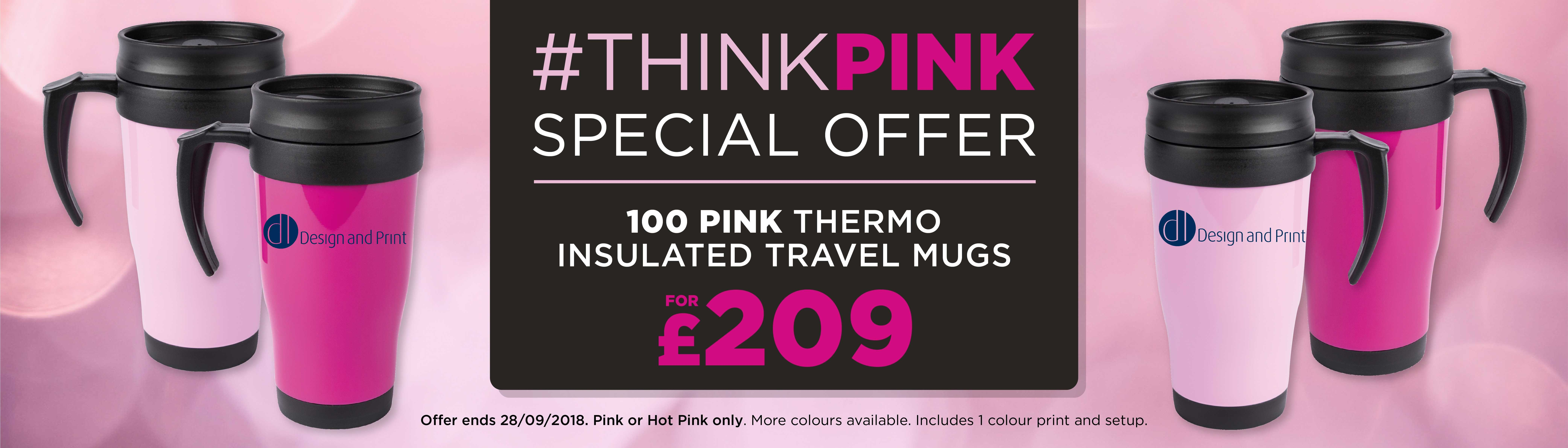 Think Pink Sterling