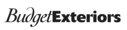 Budget Exteriors Inc.