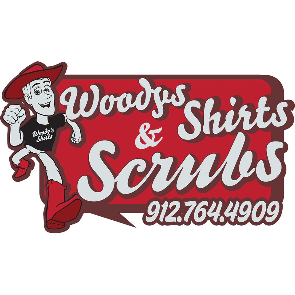 Woody's Shirts and Scrubs
