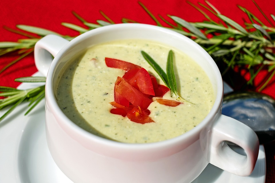 Stay Healthy with Soup