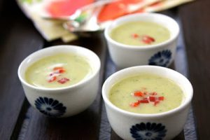 Creamy Coconut Zucchini Soup Recipes summer