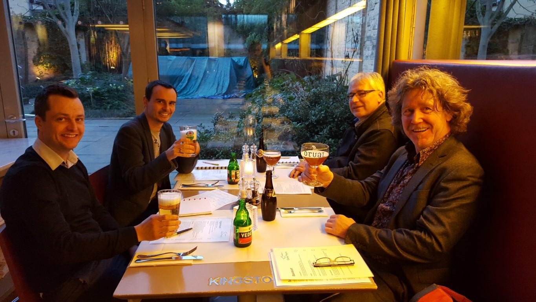 Belgische redactieraad lq