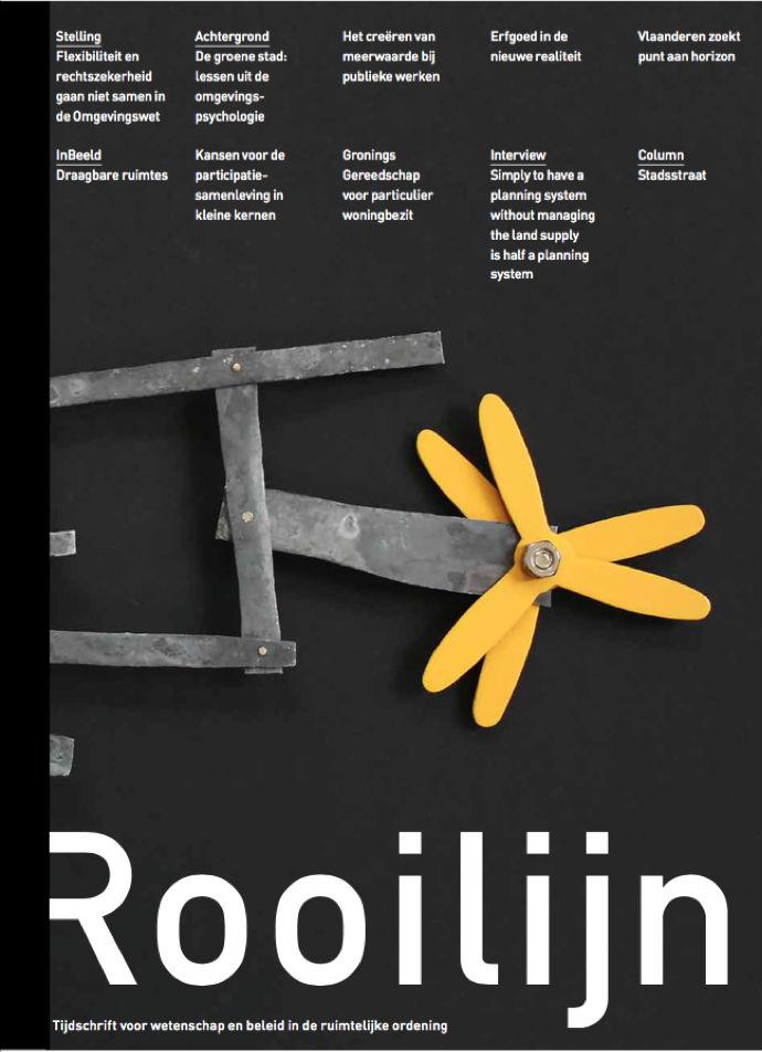 Rooilijn 5 2015 cover