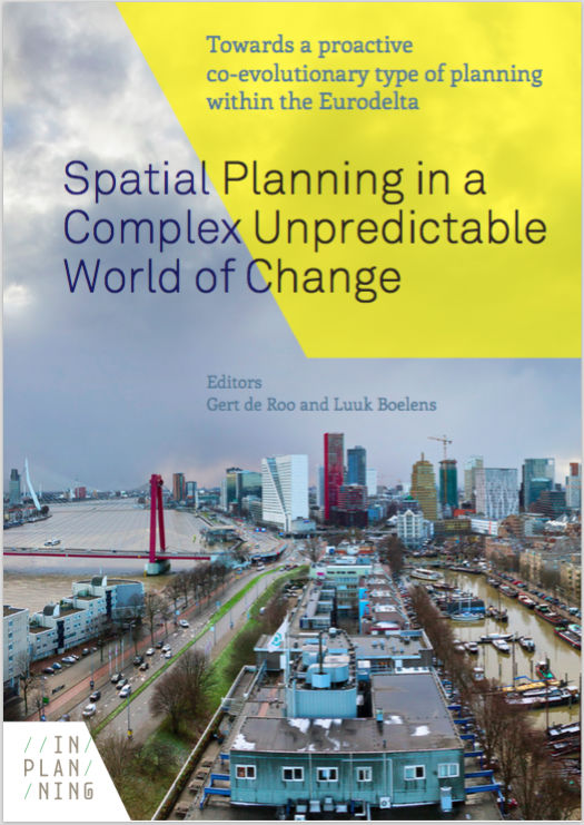 Spatial planning in an unpredictable