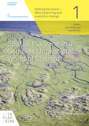 Spatialplanning 1 cover