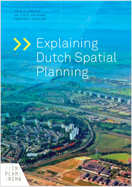 Explaining dutch spatial planning cover