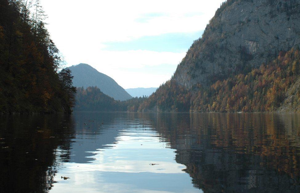 Lake Toplitz - By de:User:Blueangel - Public Domain