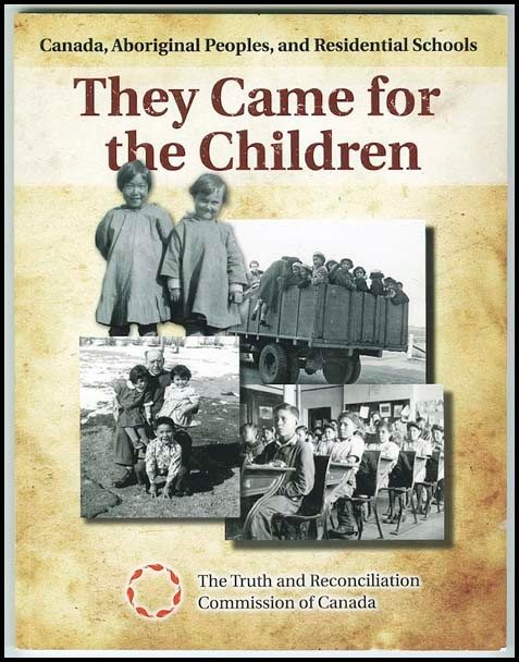 report detailing conditions at residential schools from the TRC