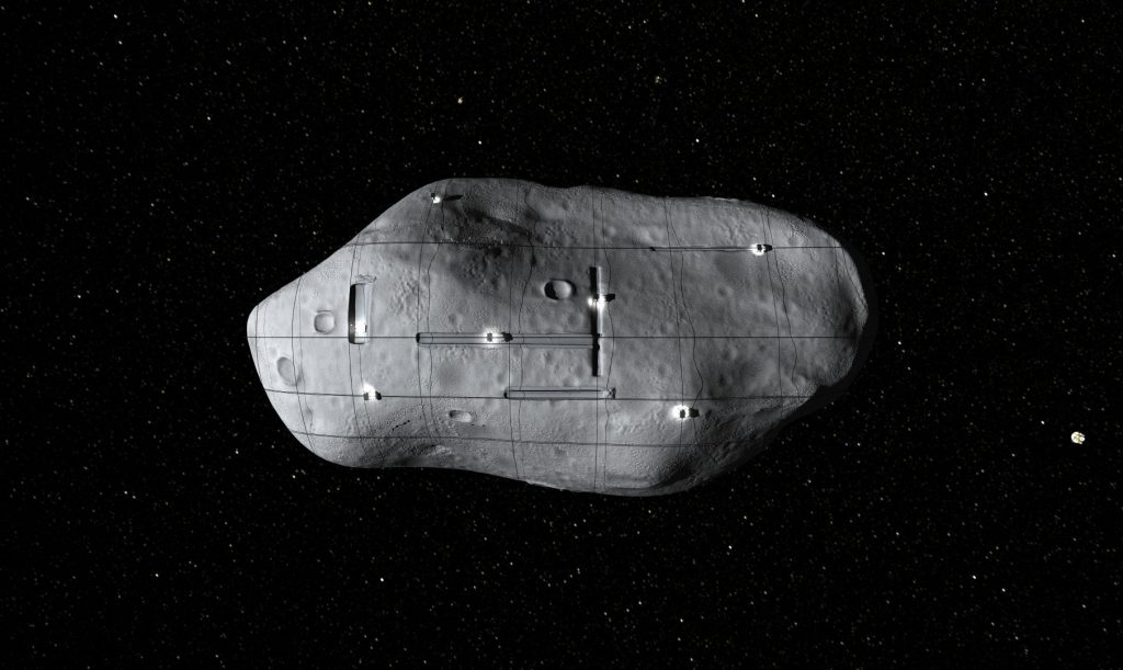 Asteroid Mine