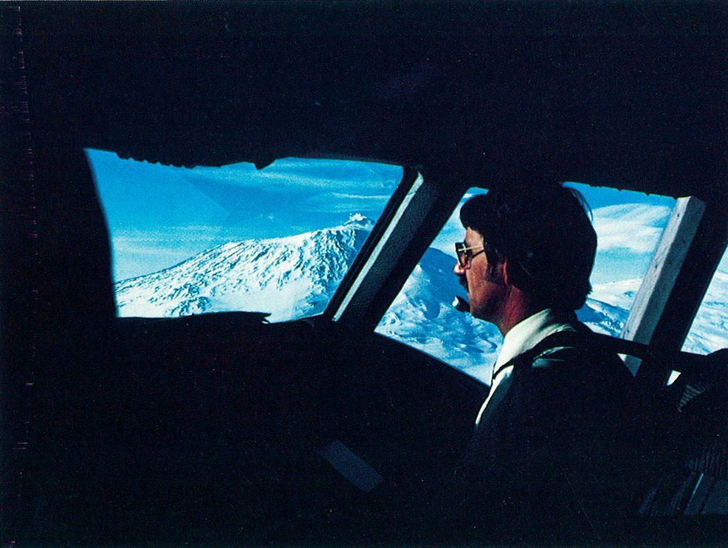 Air New Zealand Flight 901 at Mount Erebus