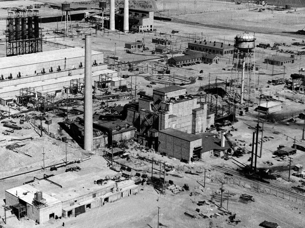 Hanford Site Construction